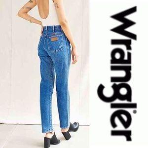 70s Vintage UO Wrangler High Rise Jean 27x35